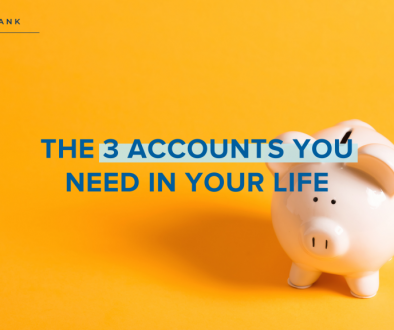 The Three Accounts You Need In Your Life-Point Blank Blog